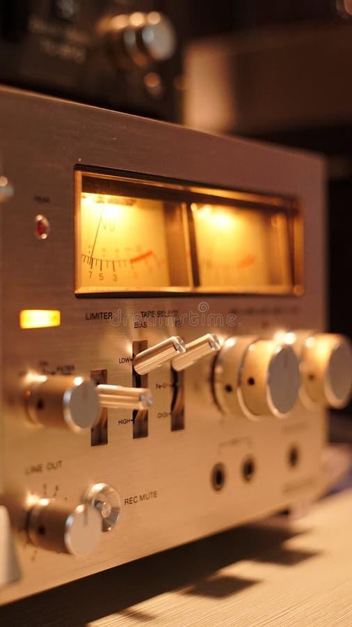 registreringsapparat arkivbild
