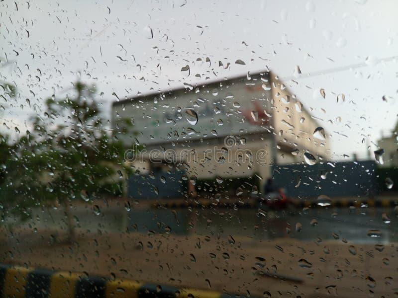 regn royaltyfri bild