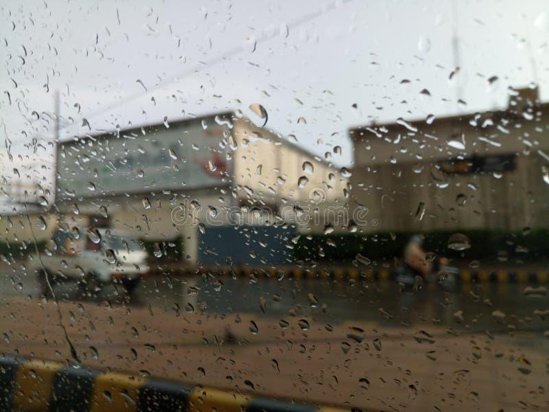 regn arkivbilder