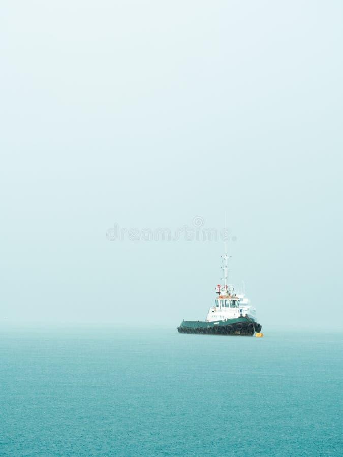 Regn på Indiska oceanen arkivfoto