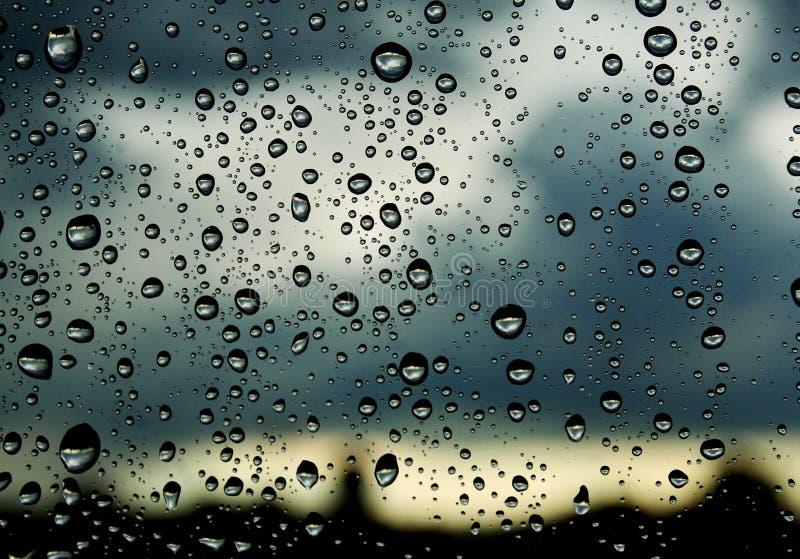 Regna dag arkivfoto