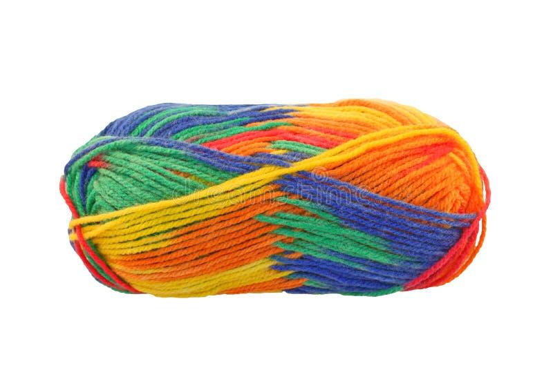 regnbågeull arkivfoto