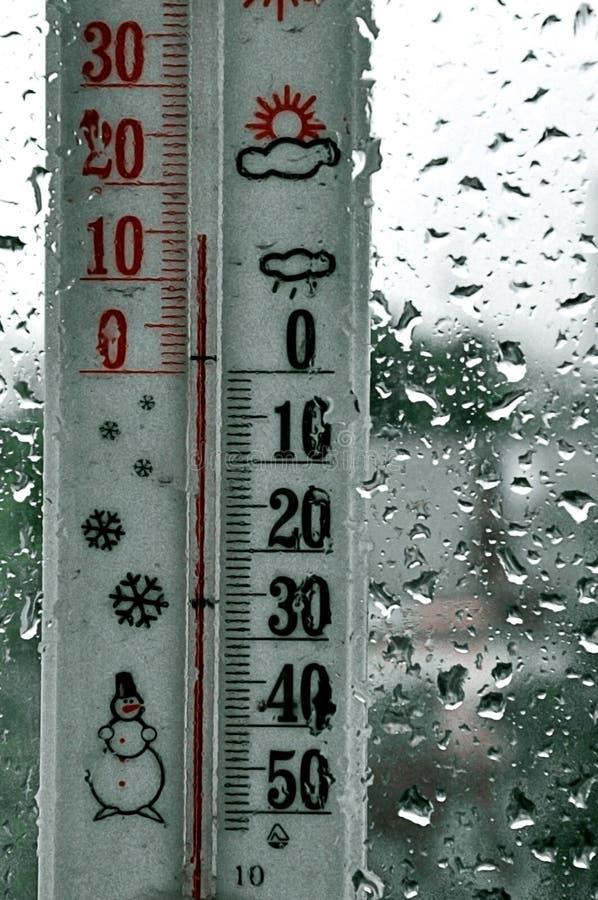Regnerisches Wetter lizenzfreie stockbilder