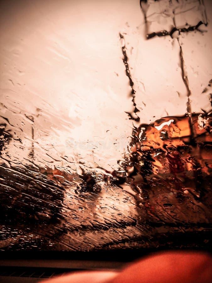 Regnet arkivbilder