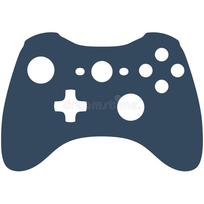 Regolatore del gioco di Xbox 360 illustrazione di stock