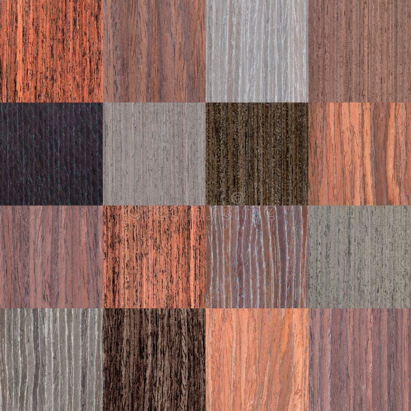 regolazione della struttura di legno naturale scura, fondo dell'impiallacciatura fotografia stock libera da diritti