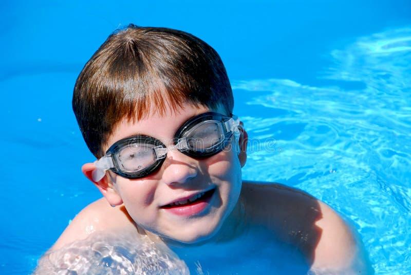 Regroupement D Enfant De Garçon Photo stock