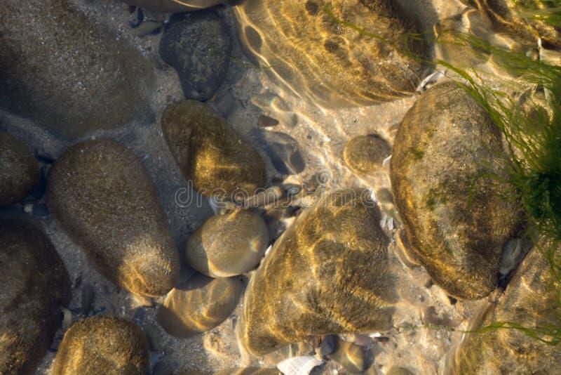 Regroupement de roche image stock