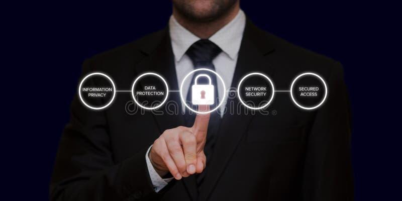 Regulación general GDPR de la protección de datos fotos de archivo libres de regalías