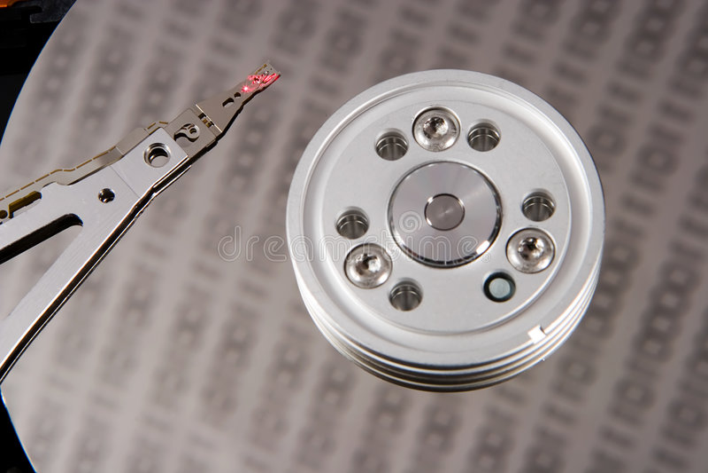 Regulador de disco foto de archivo