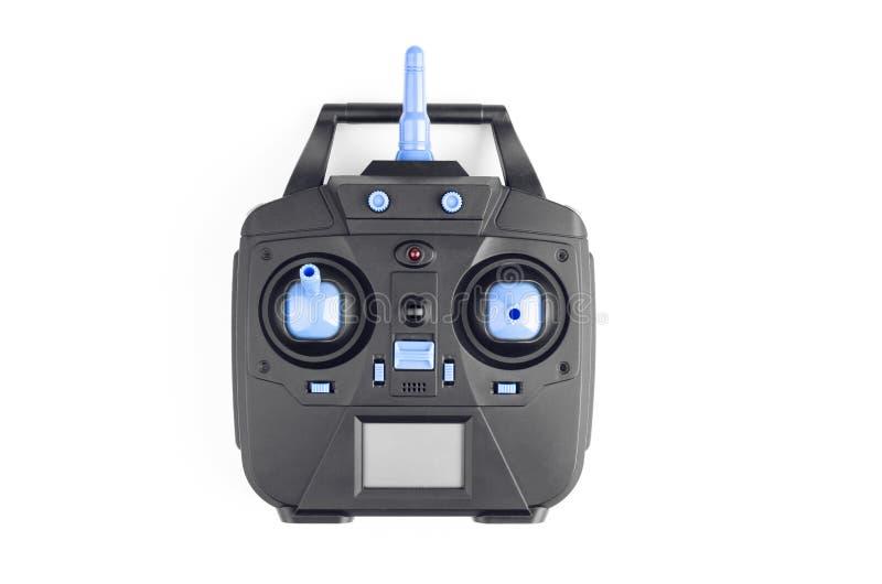 Regulador inalámbrico del abejón de la palanca de mando fotos de archivo libres de regalías
