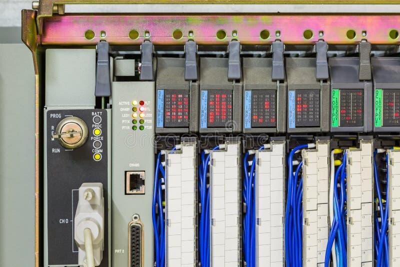 Regulador programable de la lógica imagen de archivo
