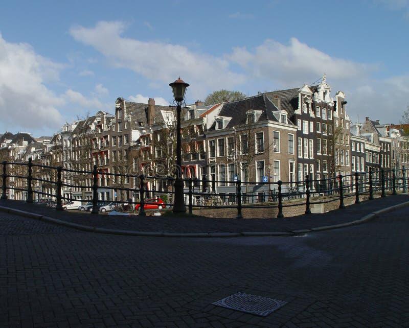 Reguliersgracht foto de archivo libre de regalías