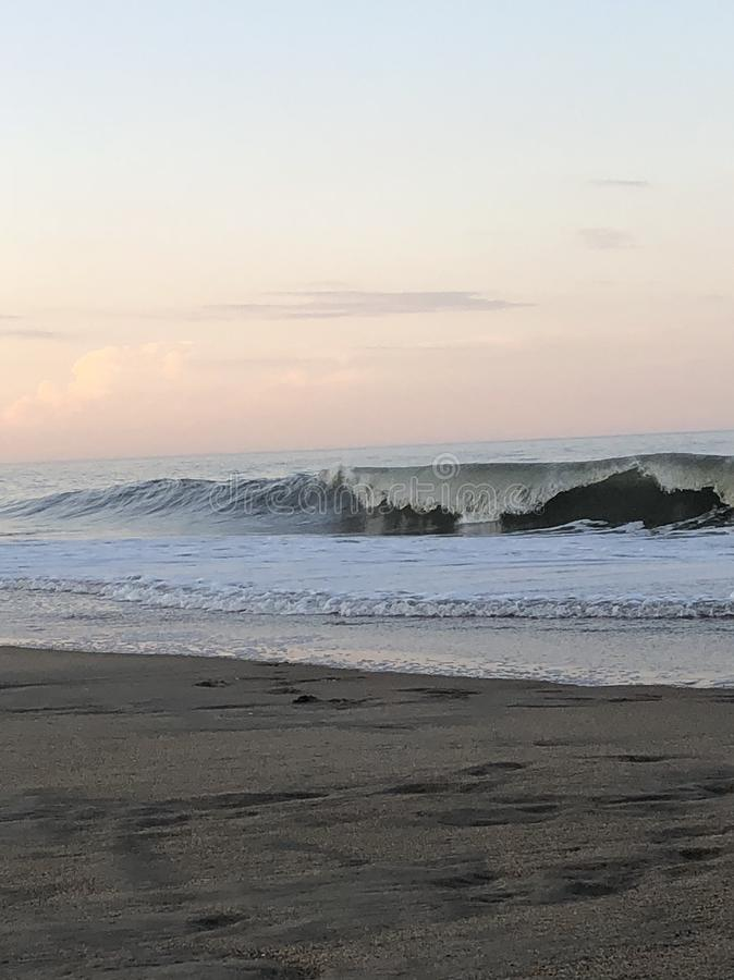 Rehoboth plaża, DE fotografia stock