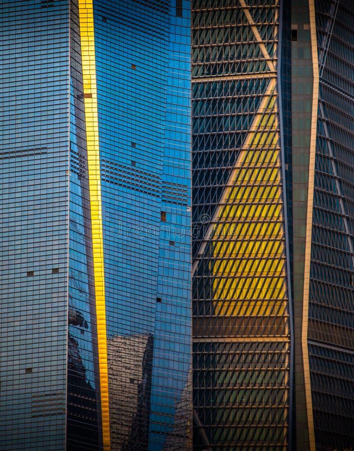 Rei Abdullah Financial District fotos de stock