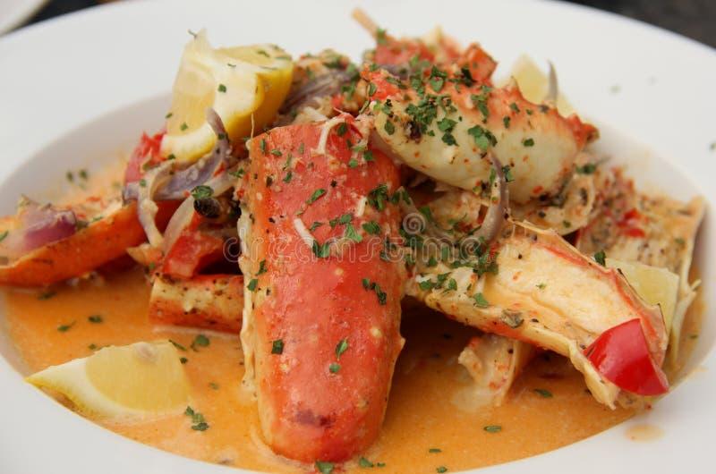 Rei Crab Curry fotos de stock royalty free