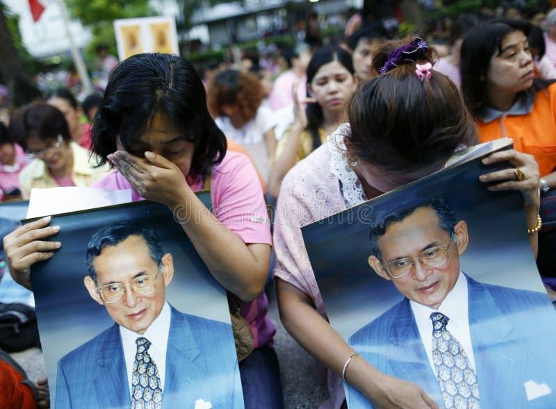 Rei tailandês Death fotos de stock
