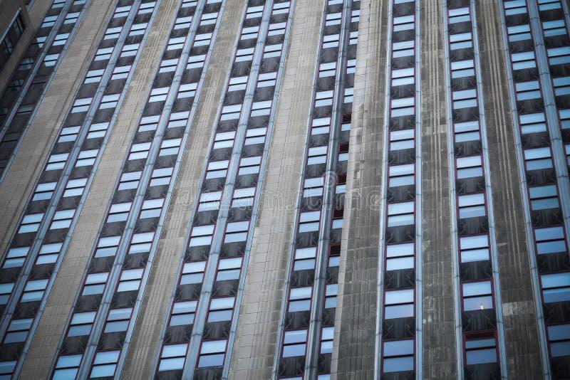 Reich stete Gebäude lizenzfreie stockfotos