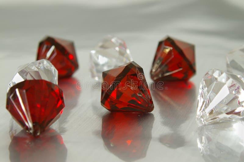 Reiche Juwelen stockfotos