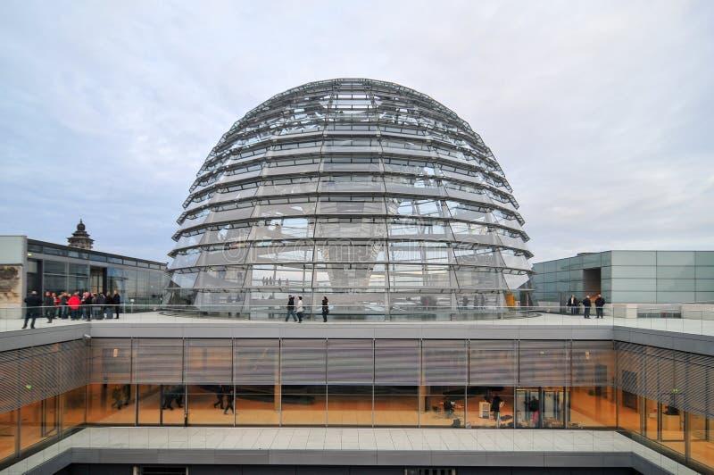 reichstag Германии здания berlin стоковые фотографии rf