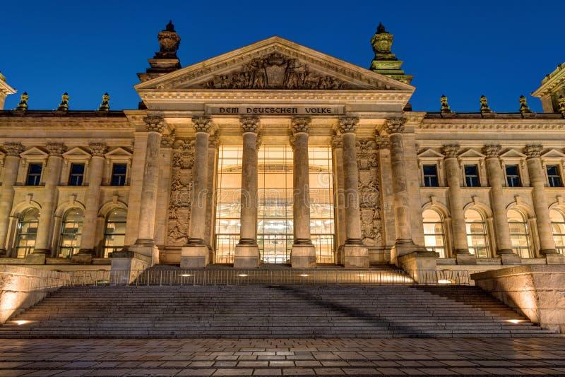 reichstag детали berlin стоковые изображения