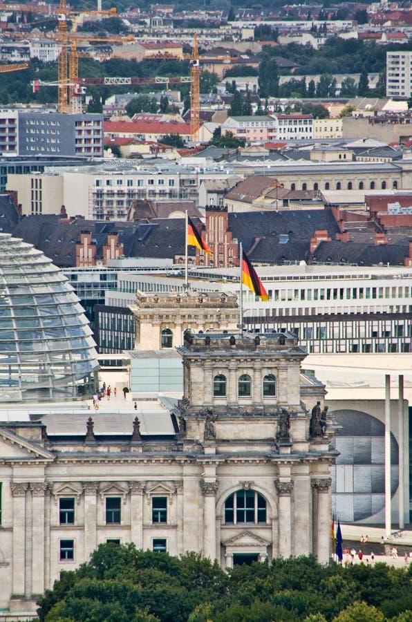Reichstag immagini stock