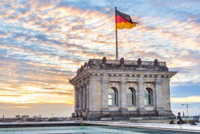 Reichstag photo stock