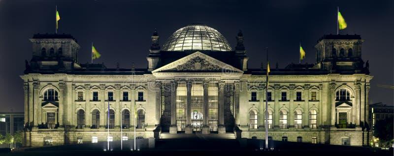 Reichstag fotografia royalty free