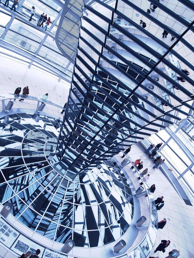 Reichstag   royalty-vrije stock afbeeldingen