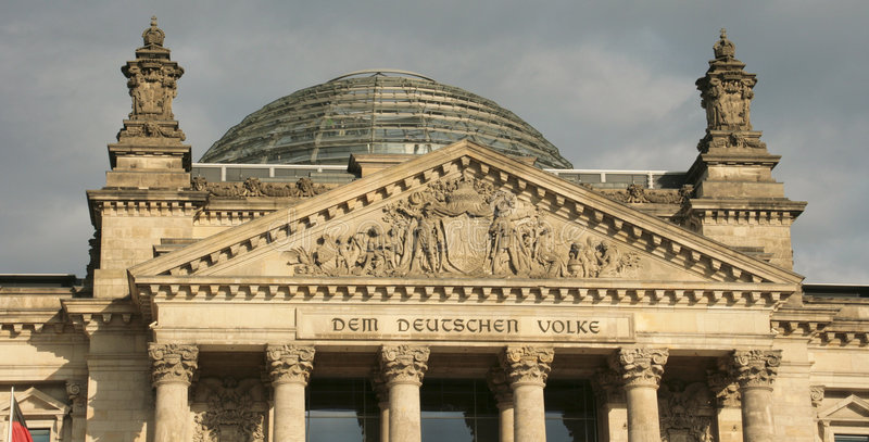 Download Reichstag stock image. Image of building, detail, reichstag - 6669691