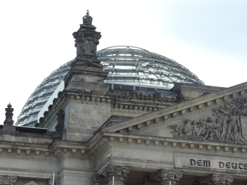 Reichstag image stock