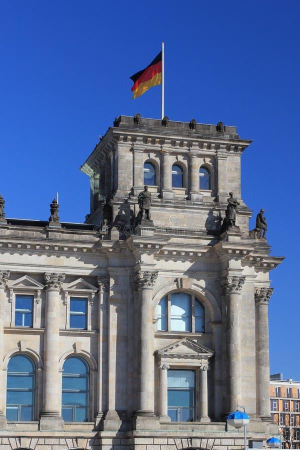 Reichstag Berl?n Alemania fotos de archivo