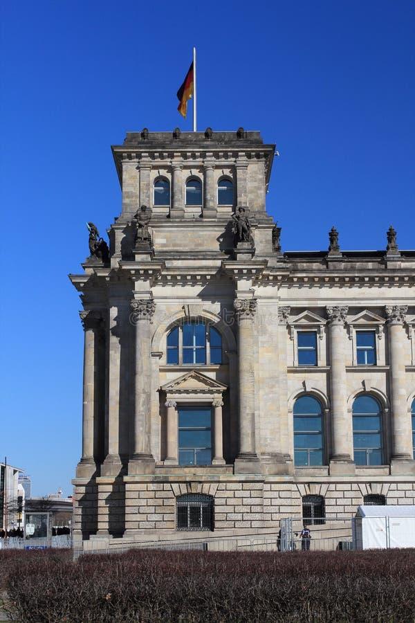 Reichstag Berl?n Alemania imagen de archivo libre de regalías