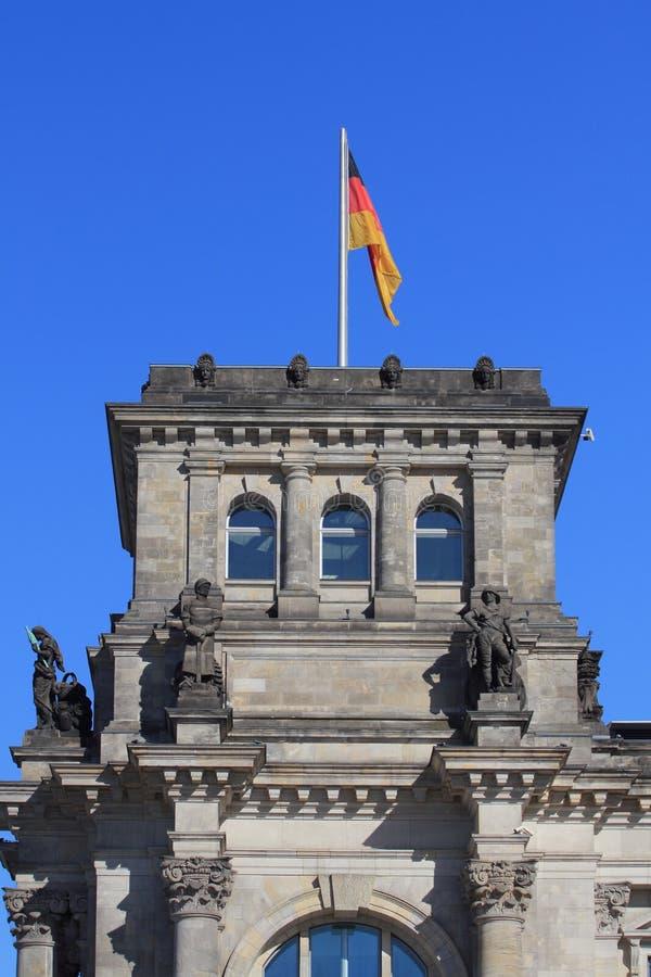 Reichstag Berl?n Alemania imagen de archivo
