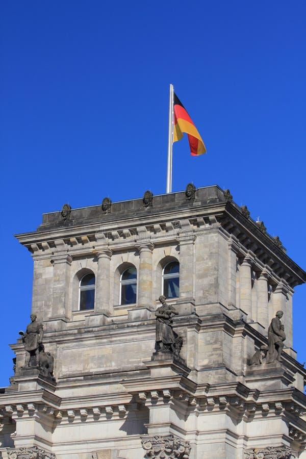 Reichstag Berl?n Alemania imágenes de archivo libres de regalías