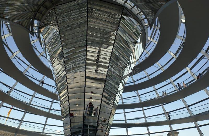 reichstag berlin Германии стоковое изображение