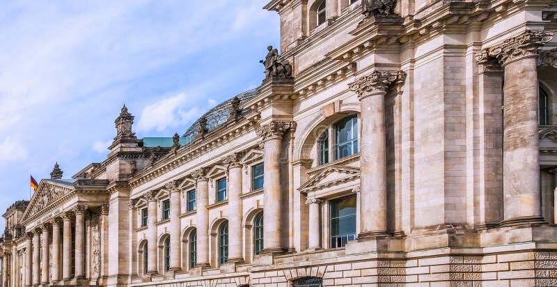 Download Reichstag Berlin arkivfoto. Bild av regering, europa - 106833900