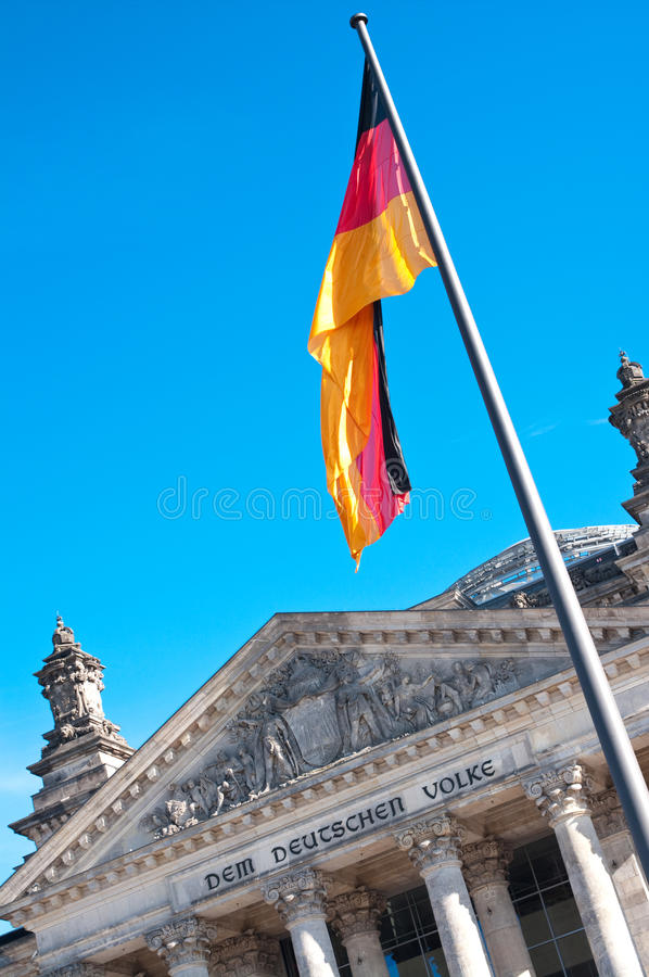 Free Reichstag Berlin Royalty Free Stock Photos - 16677688