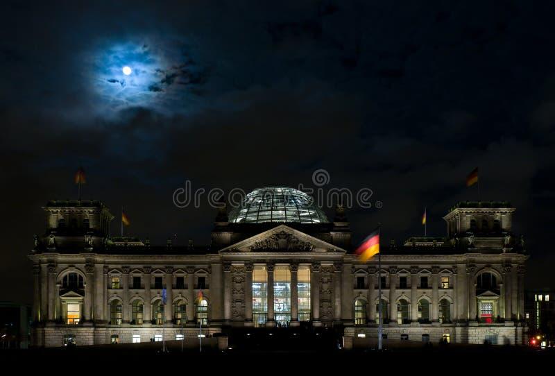 Reichstag Berlin photo stock