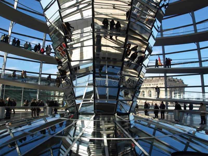 Download Reichstag, Berlin editorial stock image. Image of construction - 16788149