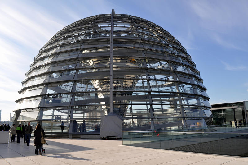 Reichstag, Berlin royalty free stock photography