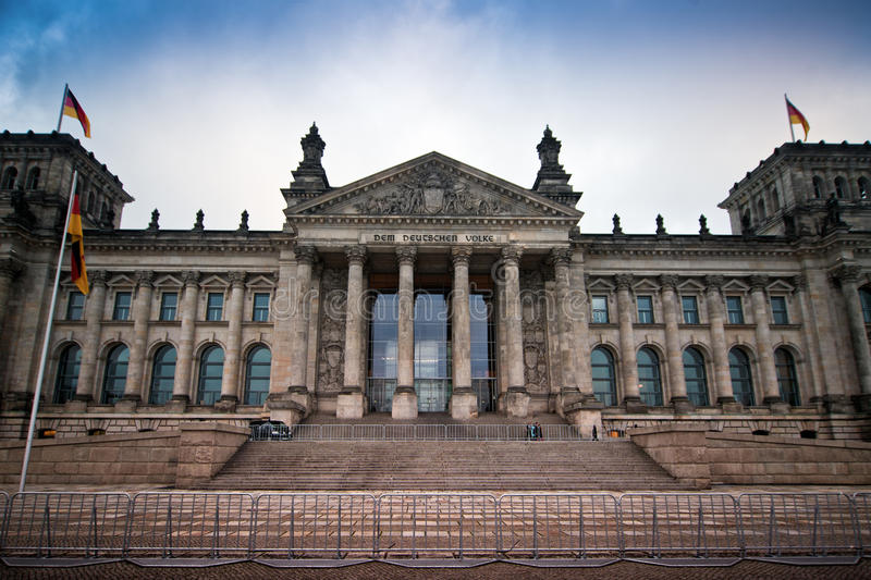 Download Reichstag, Berlin stock photo. Image of destinations - 25566320