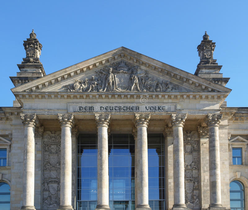 reichstag berlin стоковые изображения