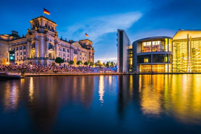reichstag berlin стоковая фотография