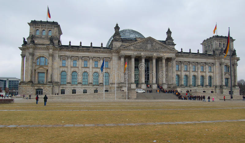 Download The Reichstag Building In Berlin Stock Photos - Image: 21054083