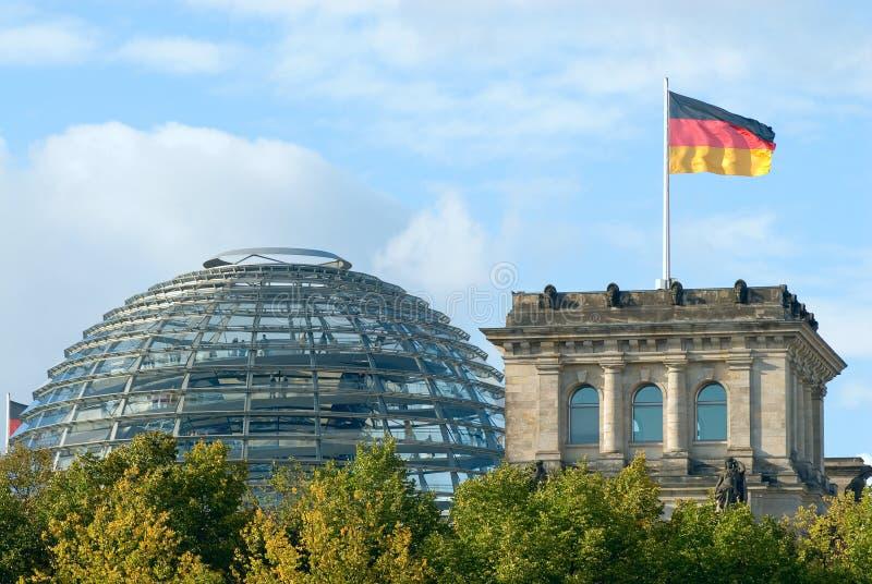 Reichstag Building, Berlin stock photos