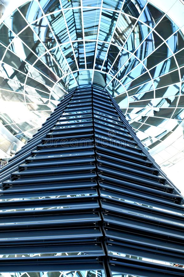Reichstag building in Berlin, Germany royalty free stock image