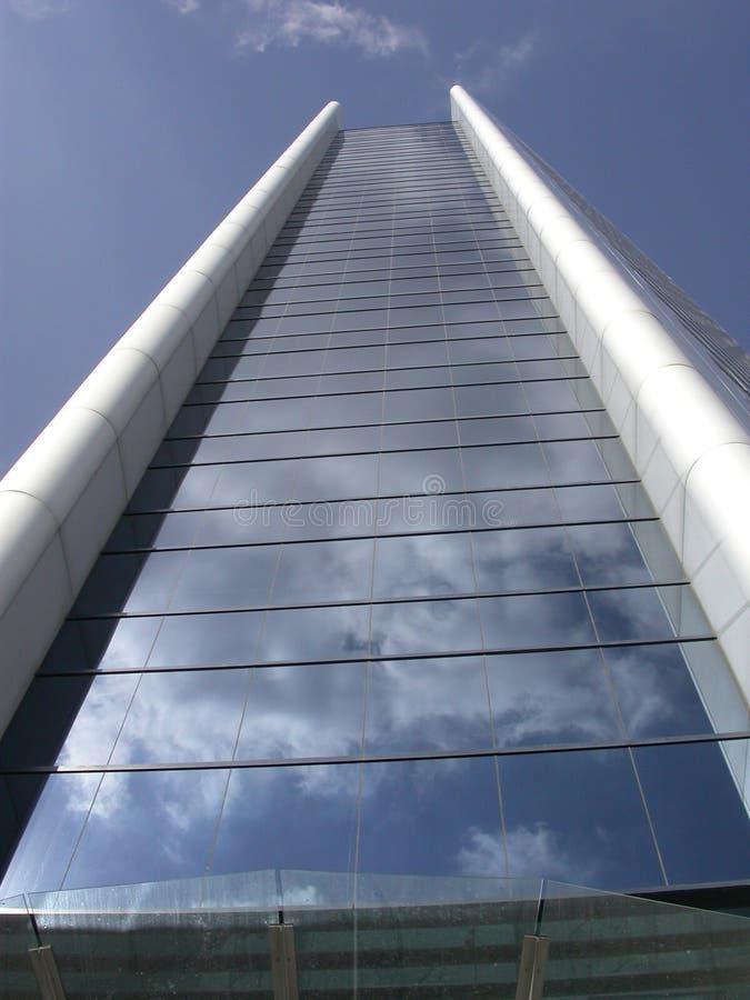Reichweite Für Den Himmel Lizenzfreie Stockbilder