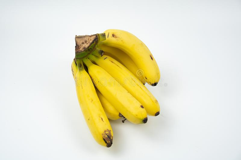 Reif von der Banane stockfotos