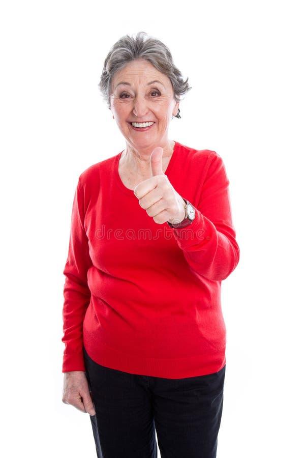 Reife ältere Frau Bilder